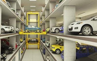 智能停车库日益普及 AGV机器人市场进一步升温