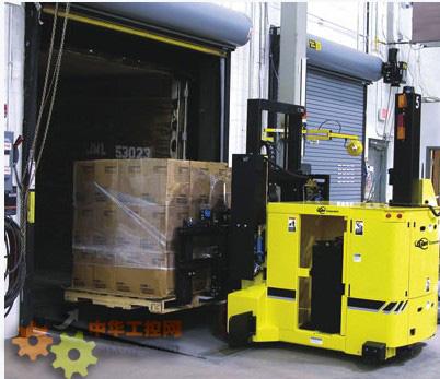 自动导引车AGV在生产过程中发挥重要作用