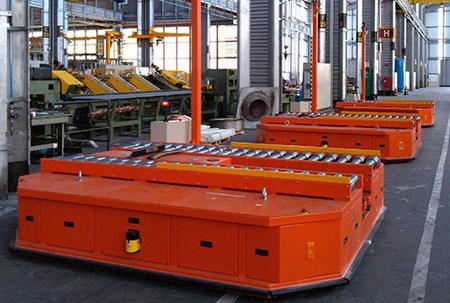 昆船公司首个AGV系统出口项目通过验收