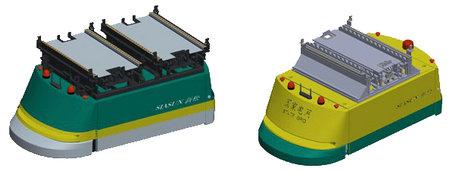 AGV在电力行业应用