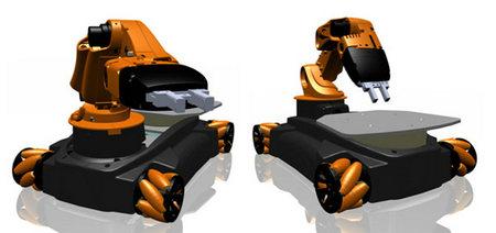 2014年中国移动机器人(AGV)市场竞争力排名