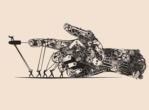 全球第一工业机器人市场的发展困局 七成零部件依赖进口