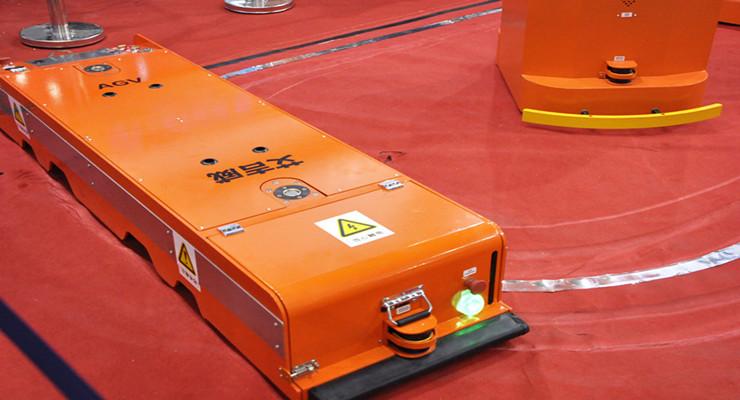 AGV小车具有巨大潜力的导引技术