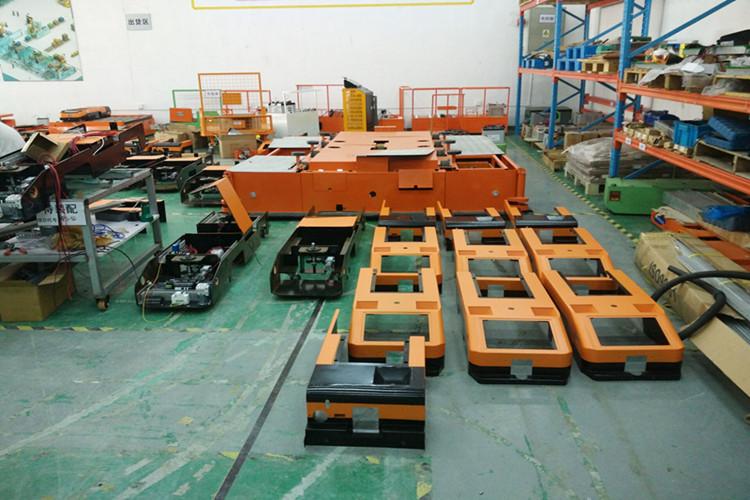 AGV小车厂家生存法则