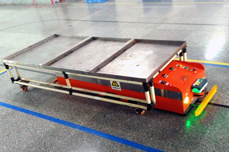 AGV小车在使用中应注意的事项
