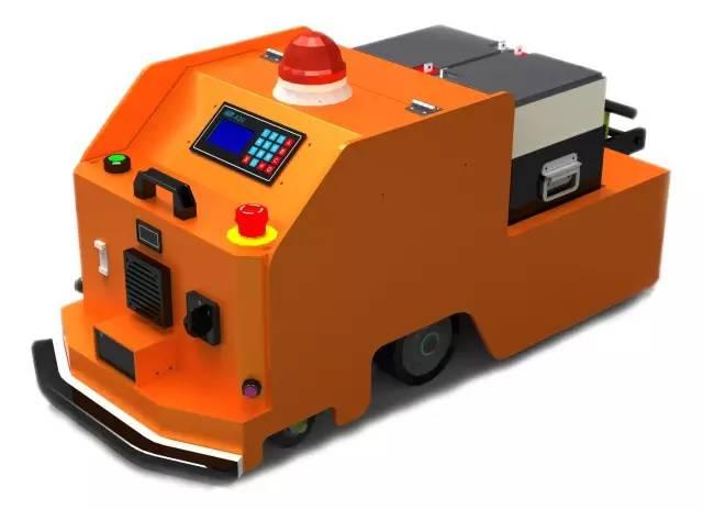 盘点国产AGV机器人厂商