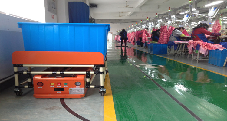 AGV成为制造业升级与转型的重要基础