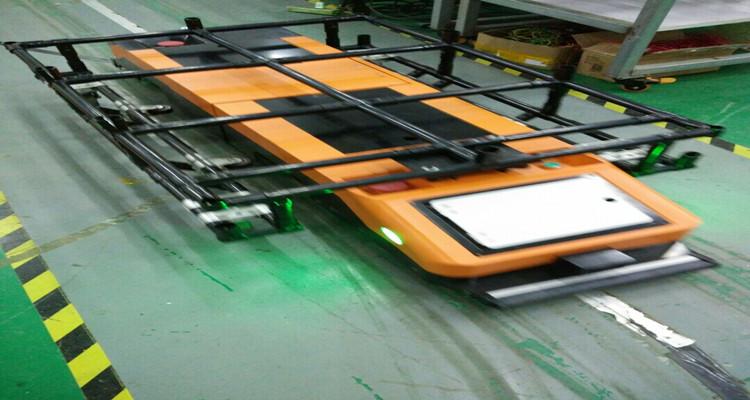 创新给AGV小车厂家注入新动力