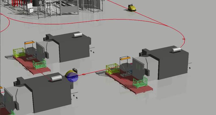 AGV系统的合理性设计策略