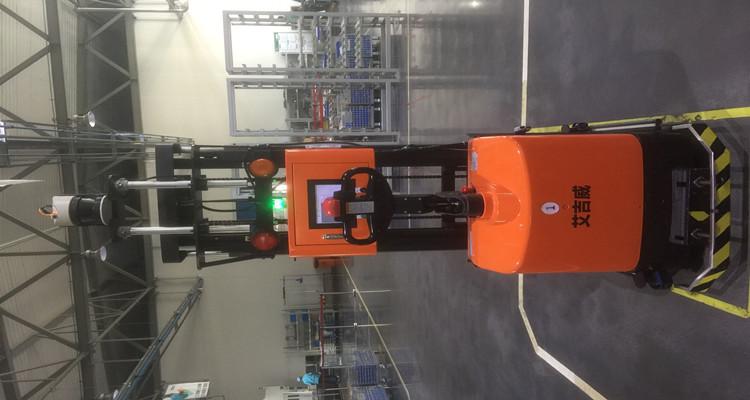 AGV机器人发展进入关键节点
