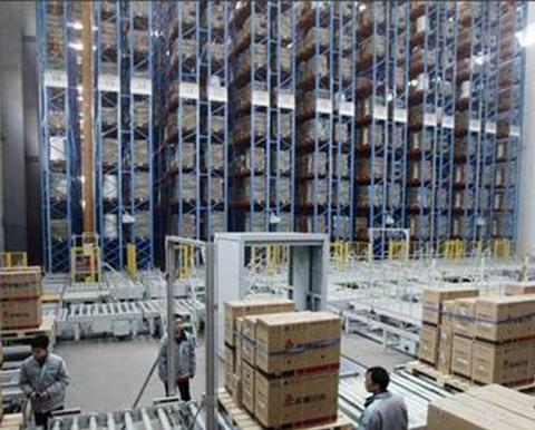 智能系统 高效仓储:Spider67在仓储物流领域的应用