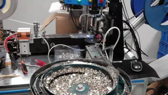 """""""工业4.0""""时代的机器视觉"""