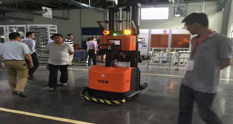 AGV从中国制造到中国质造