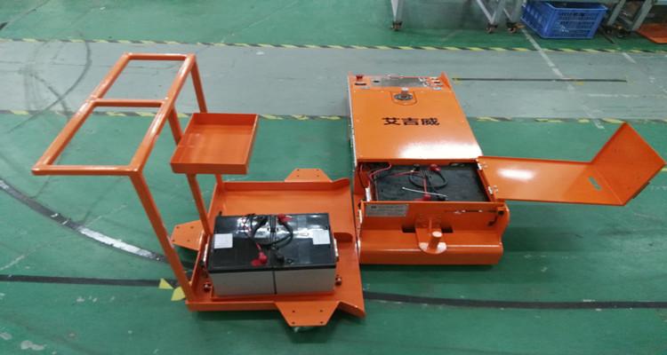 AGV运行环境的安全防护措施