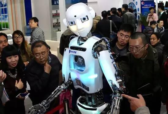 世界机器人的洗牌变局:中国已开始弯道超车