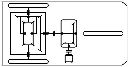 AGV无人搬运车机械传动方案