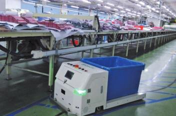 AGV提升企业物流搬运更具智能化