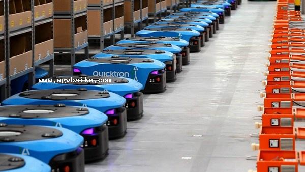 自动化仓储系统及其工作方法