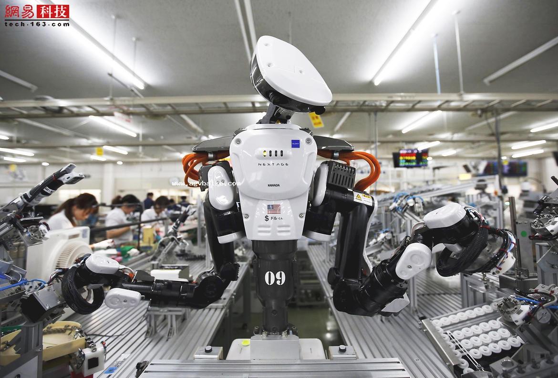2017年七大具有变革意义的机器人发展趋势