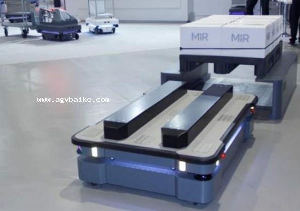 AGV机器人有什么样的发展趋势