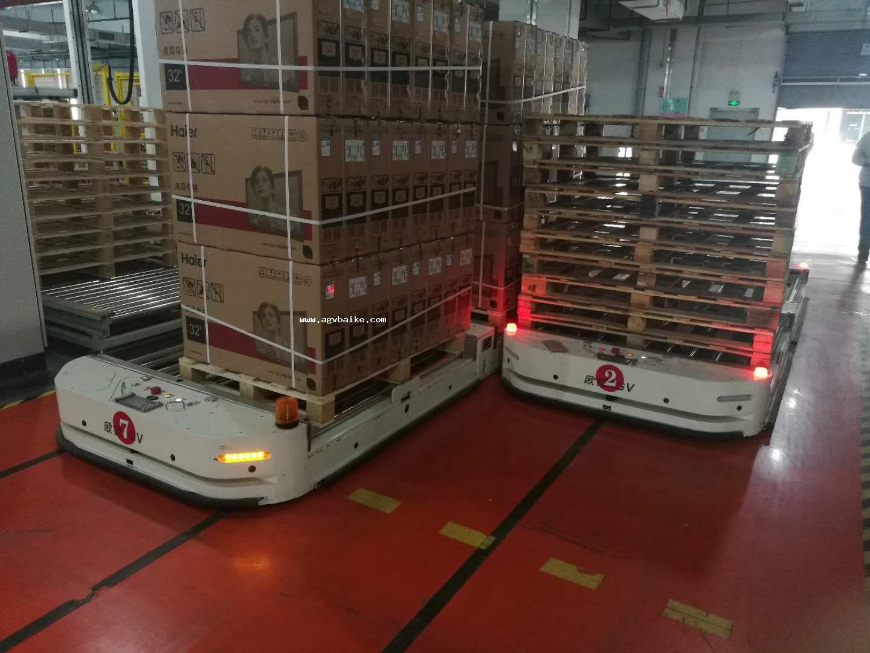 什么样的仓库机器人AGV才能满足人们智能化需求?