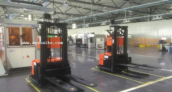 AGV推动支柱产业发展升级的重要举措