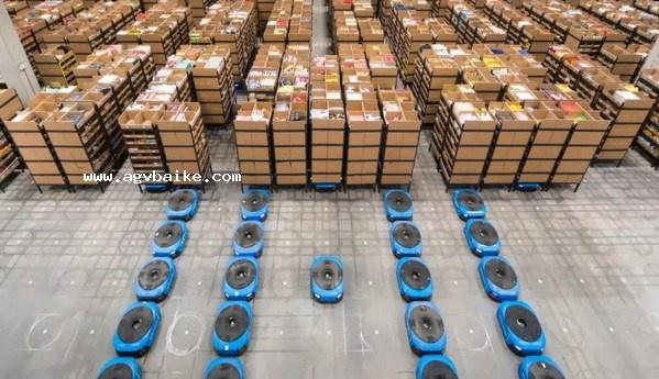 智能仓储机器人及其工作方法