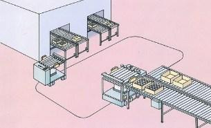 潜入式AGV激光红外避障系统